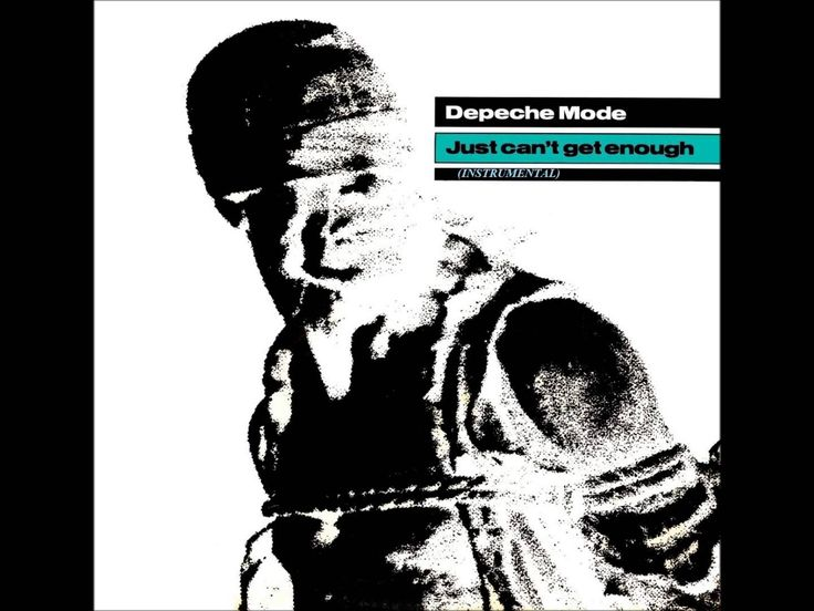 Depeche Mode - Just Can't Get Enough (Instrumental)