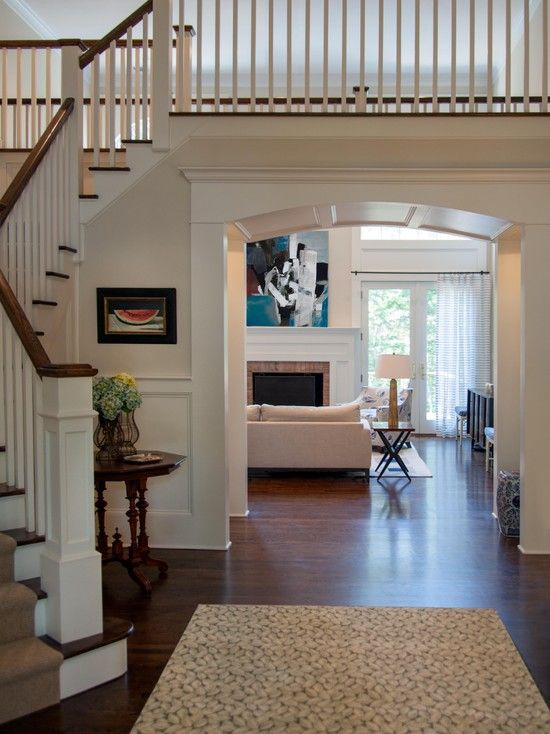 Foyer Layout Java : Stair remodeling ideas best iron railing on