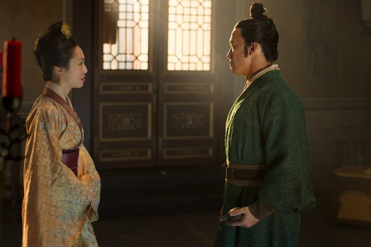 Olivia Cheng in Marco Polo (2014)