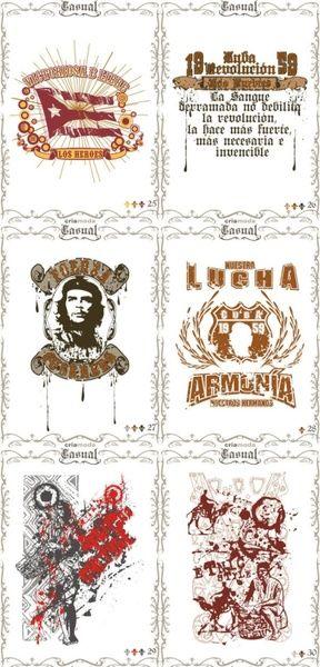classic europeanstyle nostalgia posters