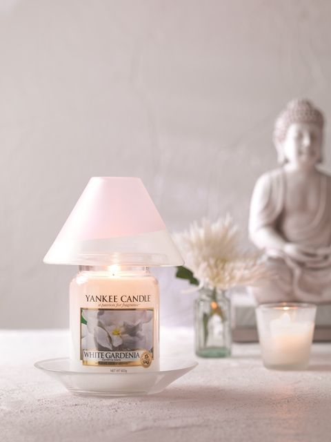 Add a serene and relaxing touch to your candle display with our Serene Sandblast candle accessories.