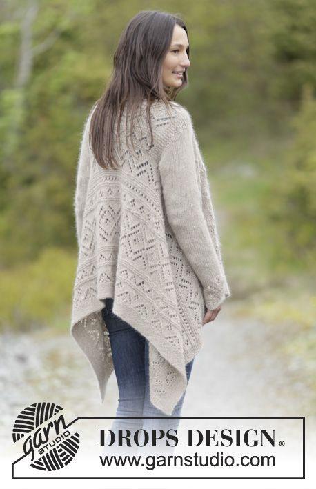 Mejores 48 imágenes de Knitted Chaquetas en Pinterest | Patrones de ...