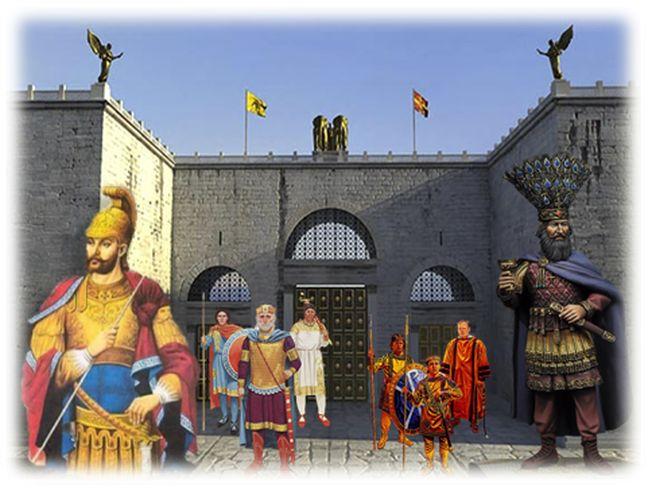 Αυτοκράτορες της Βυζαντινής αυτοκρατορίας