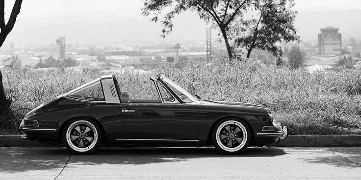 Porsche 912 Targa U.S.