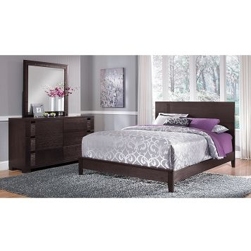 casa moda bedroom 5 pc full bedroom value city furniture 97998
