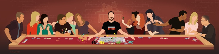 I should really get out more.: Is Wil Wheaton the Messiah?  The Last Game image