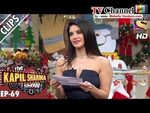 The Kapil Sharma Show Episode 69   25 December 2016   Sunny leone in kap...