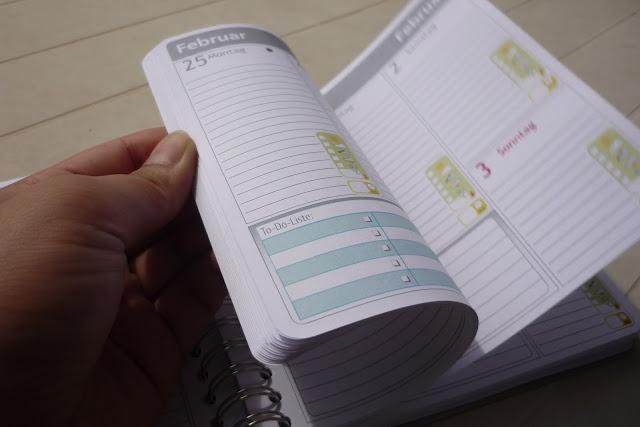 maybeunexpected.: Mein Taschenkalender