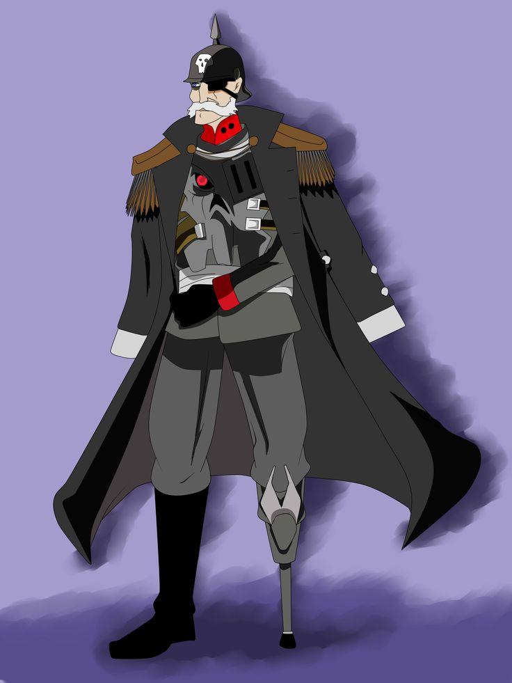 General Franz S. von Lutz
