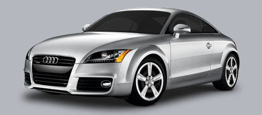 The 2012 Audi TT. One of Audi's oldest models, it has survived the test of time and still represents a sporty nature that everyone can own.