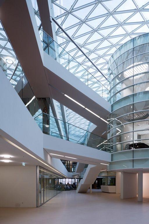 Dream Job Location: Max-Planck-Institut für Biologie des Alterns, Köln hammeskrause architekten