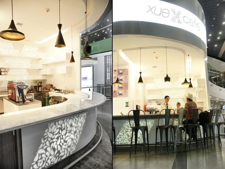 Xue café by Dek-O, Bogota - Colombia en retail design blog