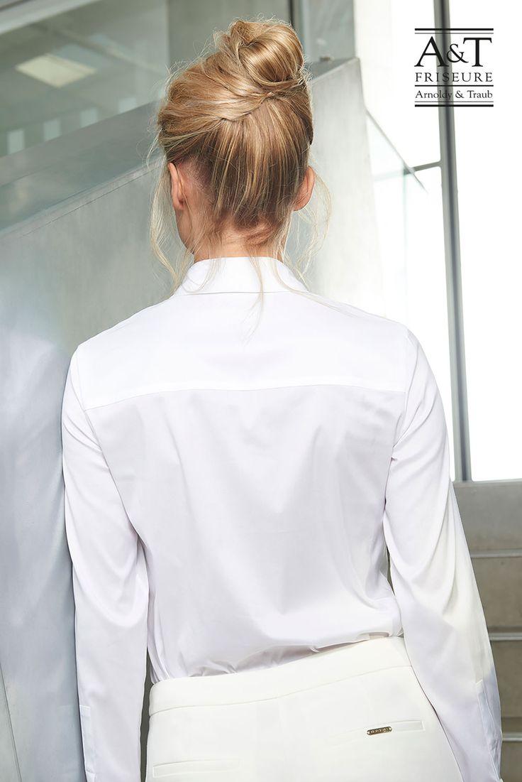 25 best ideas about hochsteckfrisuren schulterlanges haar on