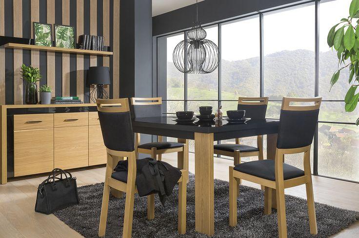 Arosa #meble #furniture #new #nowość #stół #livingroom #salon #modern #nowoczesne #ideas #inspiration #inspiracje #wnetrza #interior