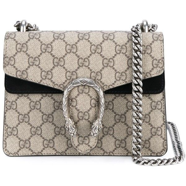 04457ef3f83 GUCCI Dionysus GG Supreme Shoulder Bag ( 1