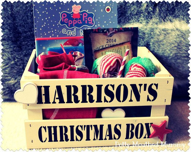 Make a Christmas Eve box. | 27 Traditions To Start With Your Family This Christmas