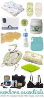 Elise Blaha :: enJOY it.: newborn essentials.
