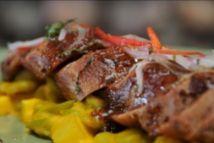 9 platos típicos de Cusco: Chancho al horno o lechón al horno