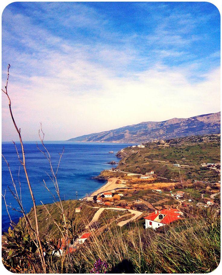 Άρωμα Ικαρίας: Κάμπος, η Αρχαία Οινόη