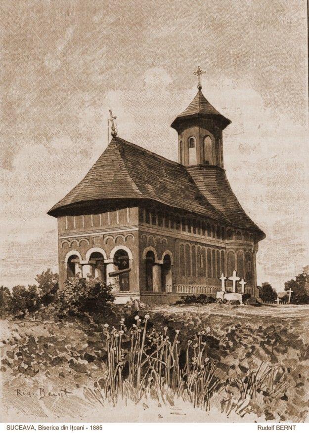 Suceava, biserica din Iţcani