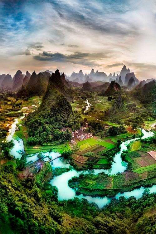 Top Five Reasons to Visit China