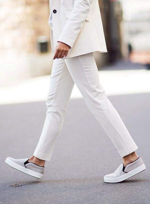 5 Must-Have Shoes For Fall #style #fashion #sneakers #slipon #kicks