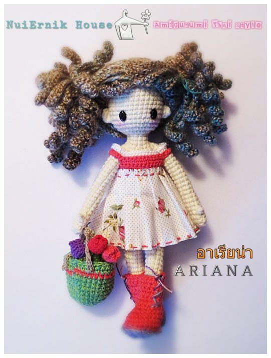 Amigurumi Maneki Neko Free Pattern : https://www.facebook.com/NuiErnik.Thai.AmiGurumi Crochet ...