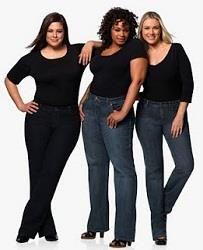Магазины джинсы для полных женщин