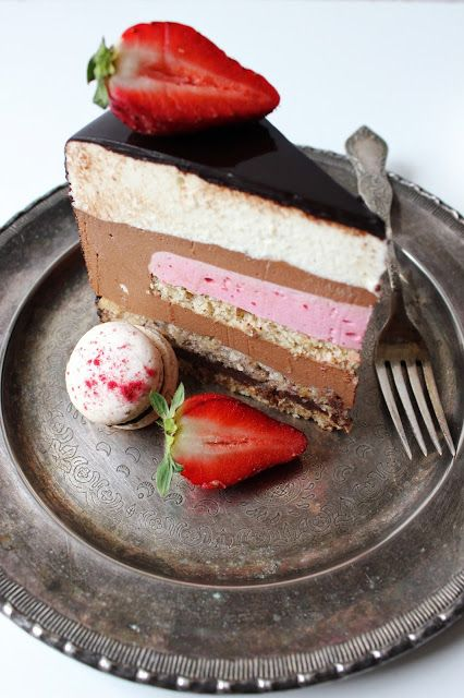 M's Bakery: torta