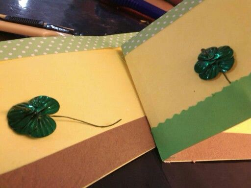 #handcraft #card Perkunjungan Yahya October 2014