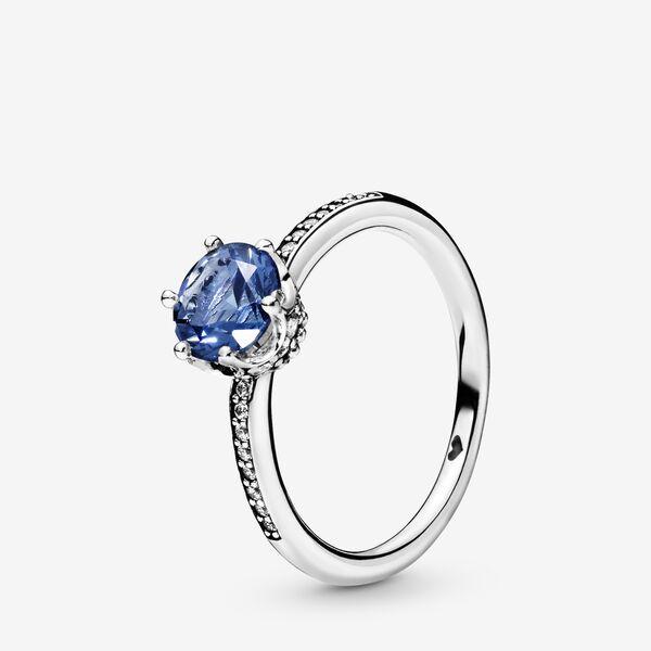 Jewelry Wedding Crystals Cut Gem Oval Rings Dragonfly Aquamarine Lotus