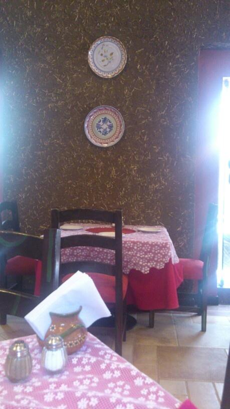 Acabado de adobe @Los Chilaquiles #mexican restaurant #Guadalajara #mexicanpride