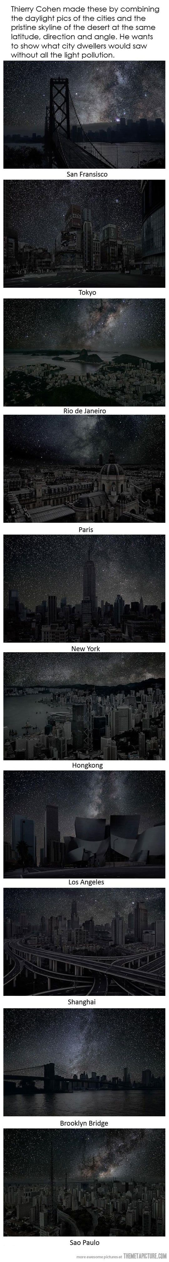 Thats gorgeous this is why I wished we didnt have lights!!! But we need them too so Im torn!