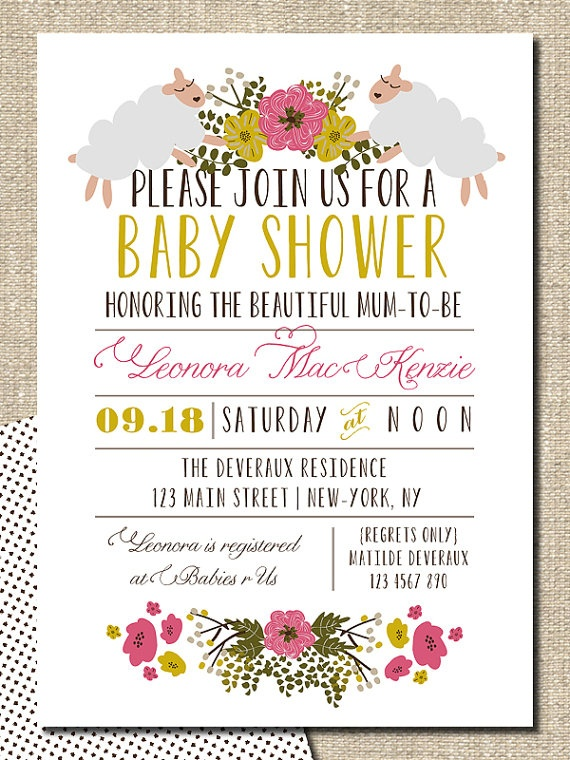 pinterest shower invitations simple baby shower and custom shower