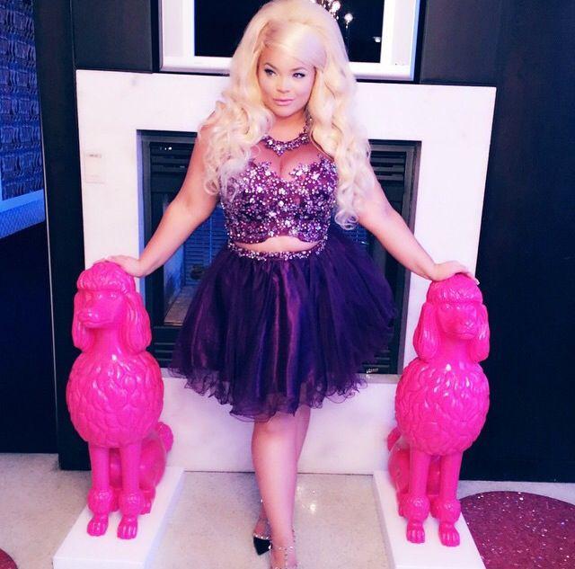 Trisha Paytas's outfits are sooooo girly and cute!!