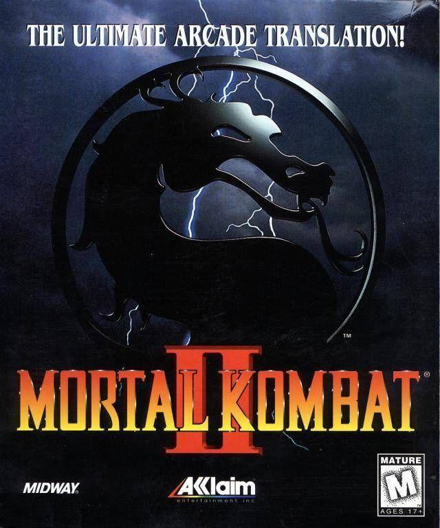 Mortal Kombat II (PC, 1996) #fighting #retro #gamers