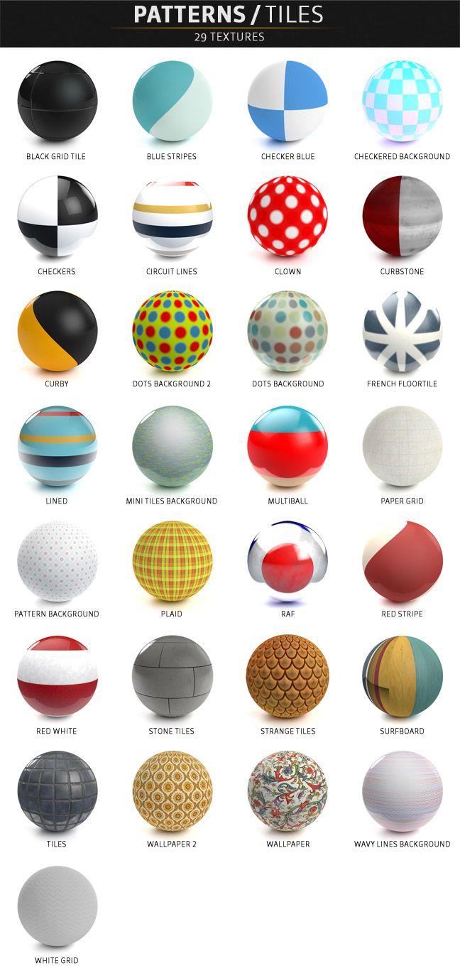 Patterns-Tiles
