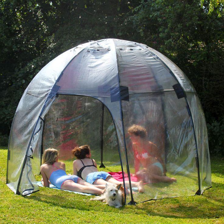 Växthus, lusthus Sunbubble #Sunbubble #Standard