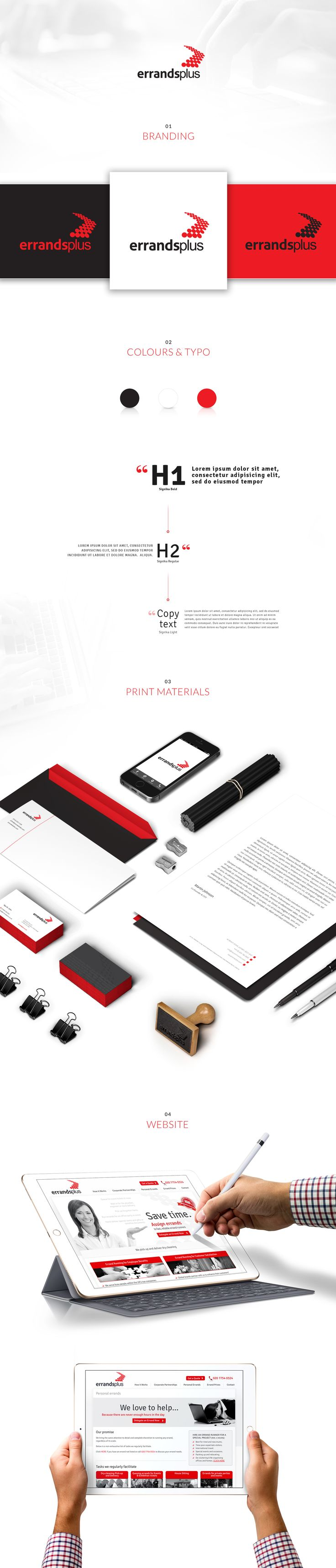 Check out all our projects on our website: www.brandit.guru or look at our Behance profile www.behance.net/BranditGuru