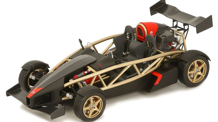 "Park An Ariel Atom On Your Desk! Everybody wants an Ariel Atom. However, not everybody can actually afford it. Good news! Ariel Motor Company has just launched the first Atom 1:18 scale model, with all of the details integrated in the little ""toy"". The model comes after lots of scale model producers have asked Ariel to allow..."