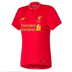 Liverpool Home Shirt 2016-17 - Womens