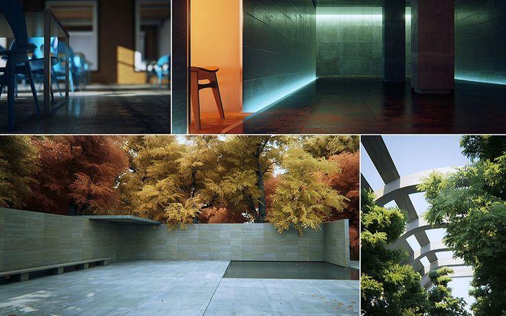 Realtime. Unreal Engine 4 + ArchVIZ by Koola - 3D Architectural Visualization & Rendering Blog