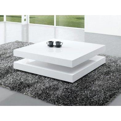 116 best table basse du salon images on pinterest. Black Bedroom Furniture Sets. Home Design Ideas