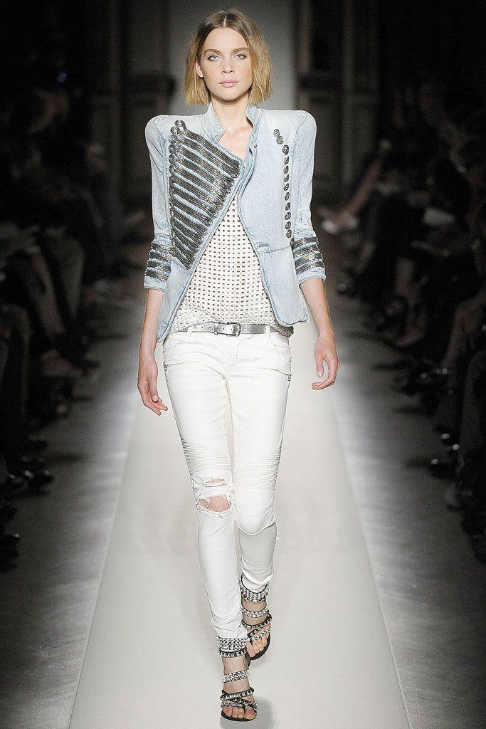 Balmain | Spring 2009 Ready-to-Wear Collection |