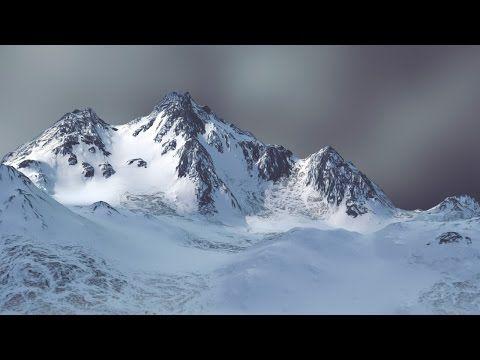 ArtStation - Tibetian mountain, Iri Shinsoj
