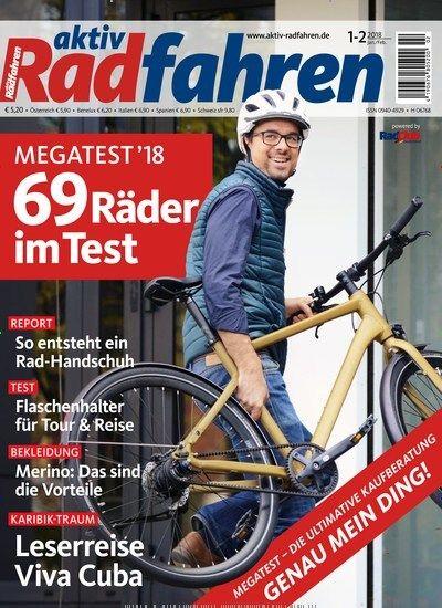 Megatest 2018: 69 Räder im Test ➕Die ultimative Kaufberatung: Genau mein #Rad! Jetzt in aktiv #Radfahren:   #bike #BikerLife #biketowork #fahrrad #fahrradalltag #cycling #cycleworld #producttest #test #testing