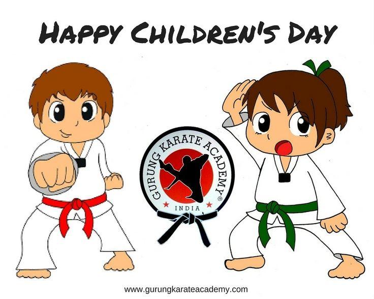 #Happy #Children's #Day #Gurung #Karate #Academy