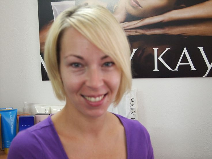 před nalíčením / before make-up