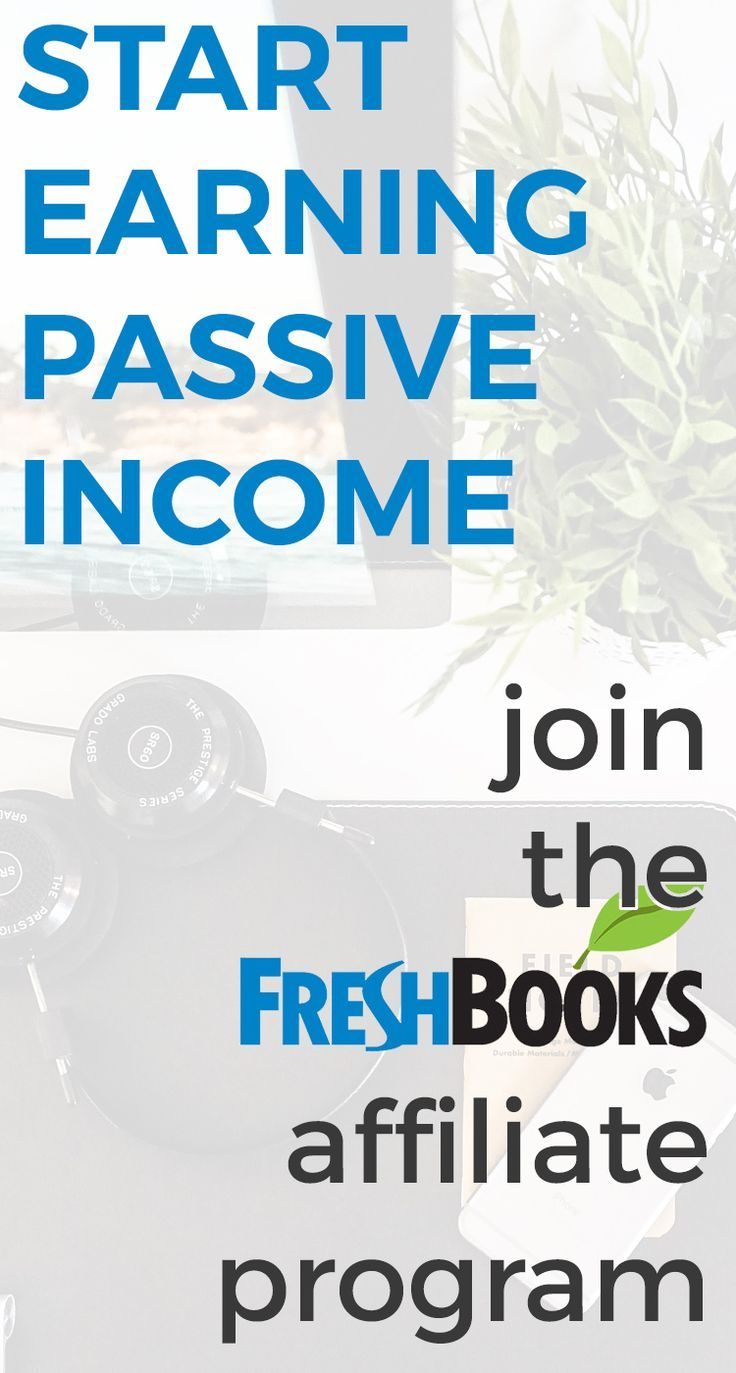 Joining an affiliate program like FreshBooks is a great way to start earning passive income through affiliate marketing. They offer an incredibly generous program for referrals and you can even earn fast action bonuses! I love being an affiliate for FreshBooks and recommending their amazing accounting services to entrepreneurs and freelancers. Join the affiliate program today and start earning money! #affiliate #afflink