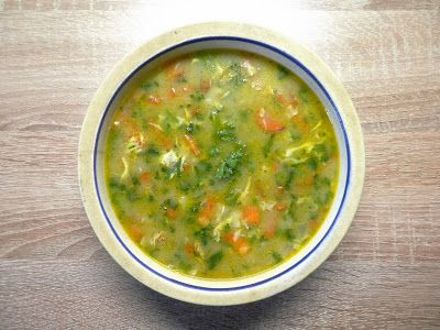 Lazy Cook: Kvasnicová polévka